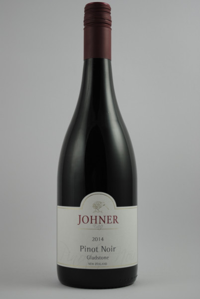 2015 Pinot Noir Gladstone, Johner